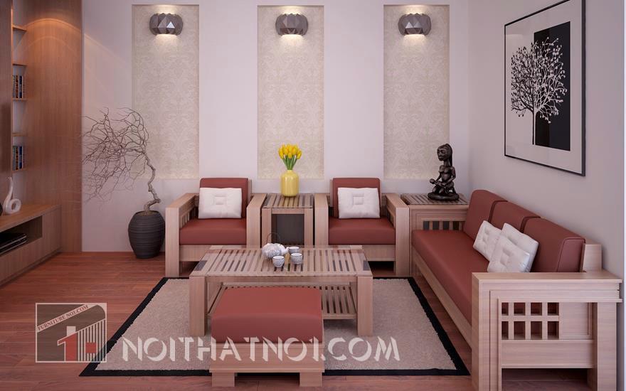 bàn ghế gỗ tự nhiên đẹp ấn tượng