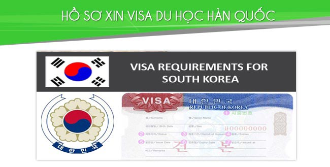 Làm visa đi Hàn Quốc hết bao nhiêu tiền