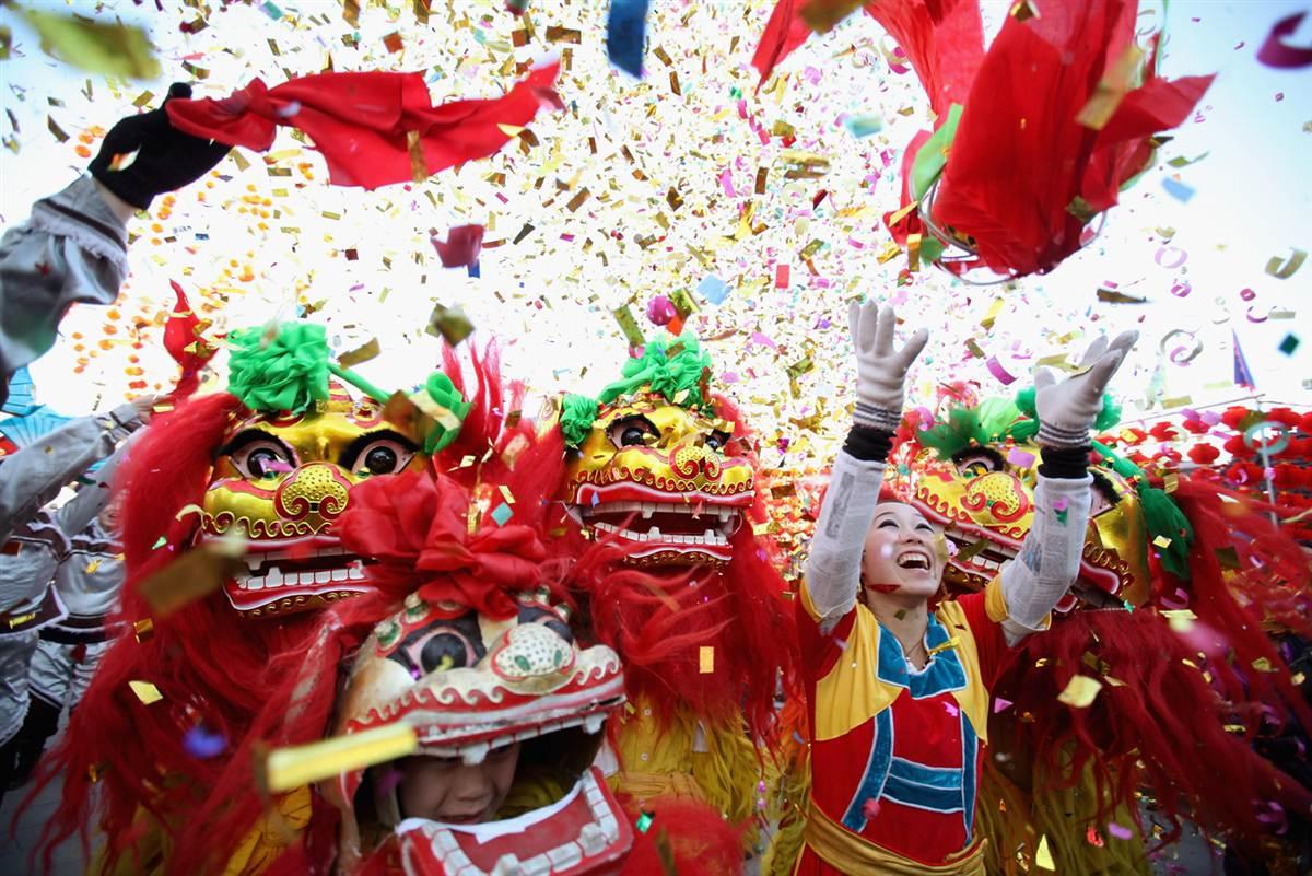 Tết Trung thu - Lễ hội tại Hàn Quốc