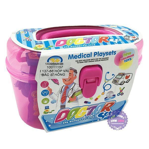 Đồ chơi làm bác sĩ cho bé 9 in 1 dream toy USA2988