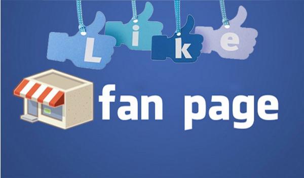 Để chạy quảng cáo Facebook Ads cần có Fanpage