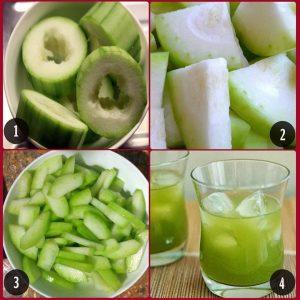 Nước ép bí đao có tác dụng giải khát, thanh nhiệt cơ thể và triệt tiêu mỡ thừa.