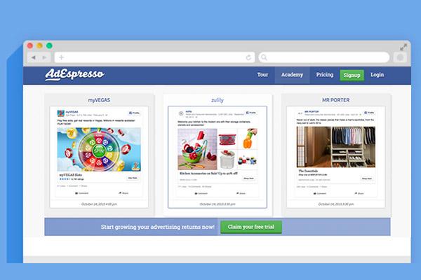 Facebook Partners Adespresso