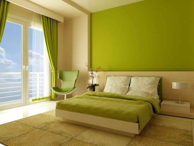 Cách phối màu sơn trong phòng ngủ