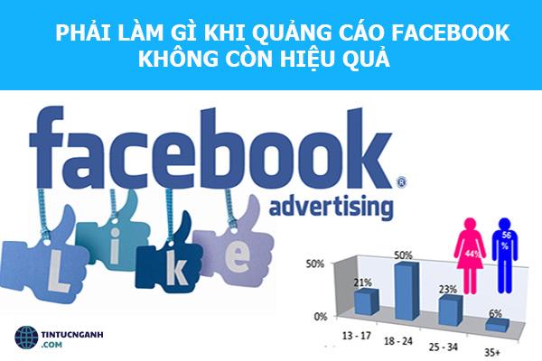 Vì sao quảng cáo Facebook kém hiệu quả khi bật lại?