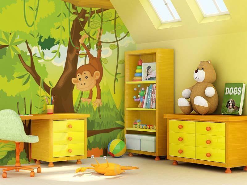 Phương pháp chọn màu sơn phòng ngủ đẹp cho bé trai