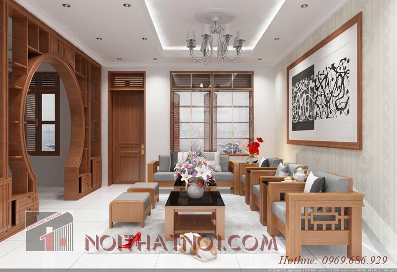Thiết kế bàn ghế gỗ đẹp nhất