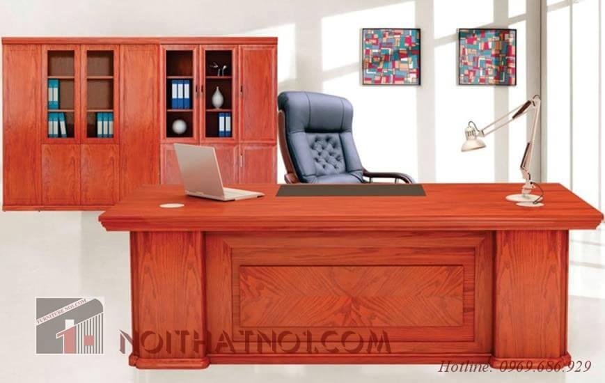 Mẫu bàn giám đốc hiện đại nhất