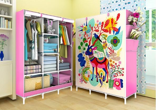 Mỗi loại tủ quần áo đều có những ưu nhược điểm khác nhau