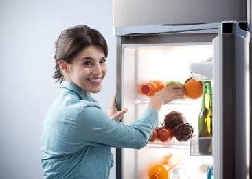 Cân nhắc các loại rau củ thích hợp trước khi bỏ vào tủ lạnh