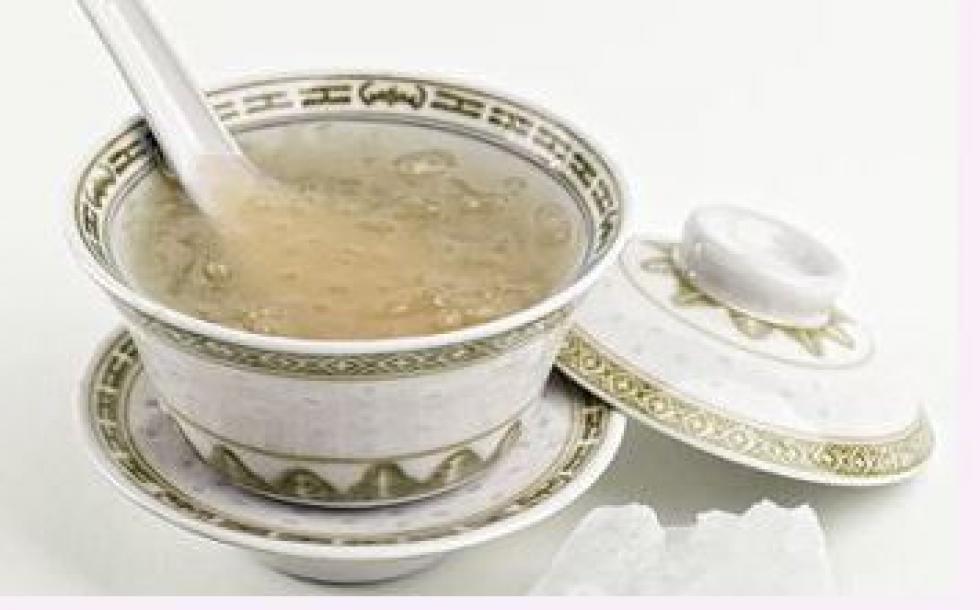 Món ăn yến sào được sử dụng bồi bổ cho vua chúa thời xưa