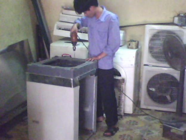 Lựa chọn những trung tâm uy tín bán linh kiện máy giặt