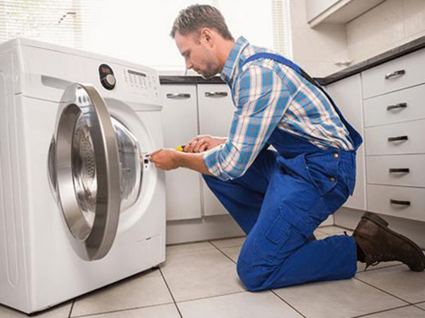Vệ sinh máy giặt sạch bong chỉ trong 3 bước