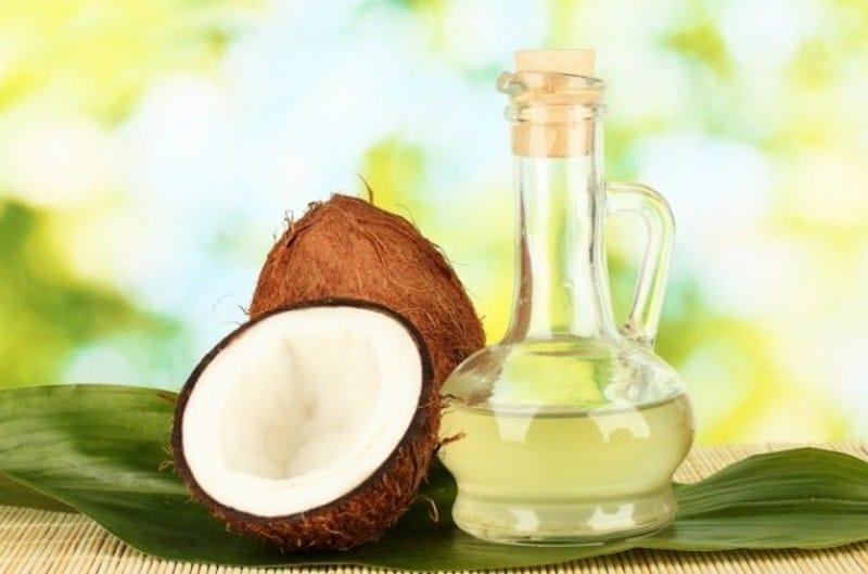 Dầu dừa - kem dưỡng ẩm da tự nhiên