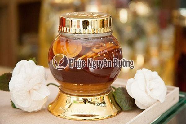 Nhân sâm ngâm mật ong có công dụng tuyệt vời gì?