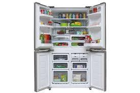 Sử dụng tủ lạnh Sharp mới mua đúng cách