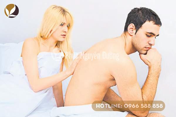 Bệnh yếu sinh lý ở nam giới