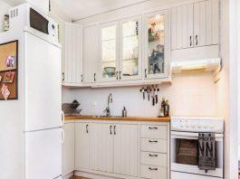 Để lò vi sóng trên tủ lạnh có được không?