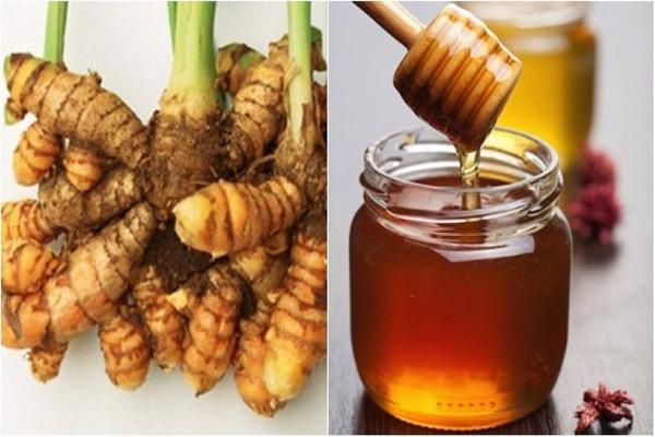 Nghệ ngâm mật ong bao lâu thì dùng được