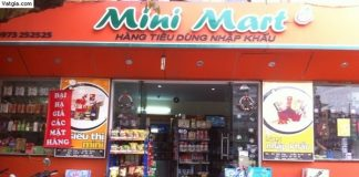 Những địa điểm không nên mở cửa hàng tiện lợi