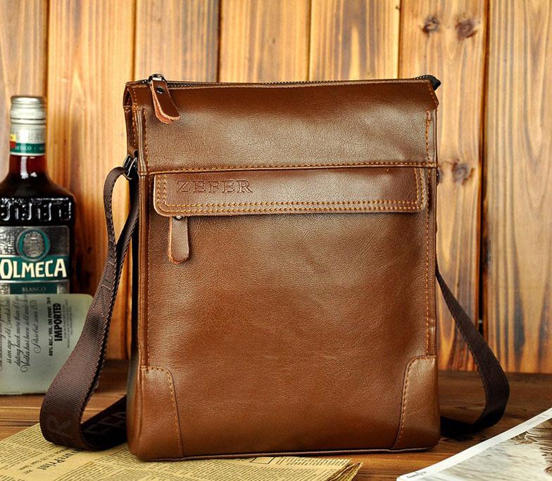 Túi đeo chéo có dáng túi vuông vắn chính là lựa chọn hoàn hảo cho dáng người thấp béo