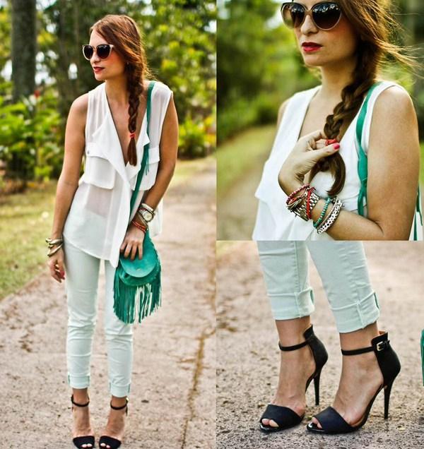Sandal - kiểu giày thoáng mát cho mùa hè oi bức