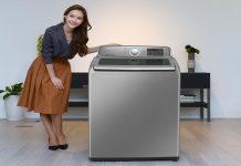 Tìm hiểu các giải pháp cho máy giặt rung lắc