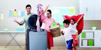 Chọn máy giặt bao nhiêu kg là vừa với nhu cầu gia đình bạn?