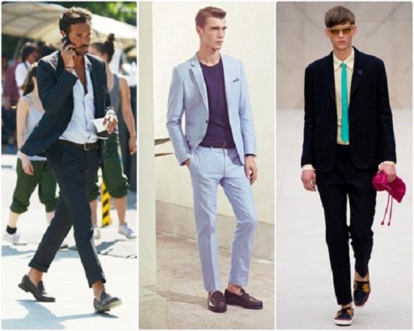 Lựa chọn giày dép và trang phục phù hợp giúp bạn tăng thêm nét tự tin và chỉn chu