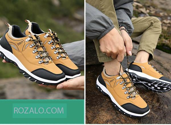Giày leo núi là loại giày được thiết kế khá công phu với những tiêu chuẩn tỉ mỉ