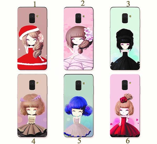 Ốp điện thoại công chúa siêu dễ thương