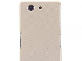 Ốp lưng Sony Z3 hiệu Nillkin màu trắng