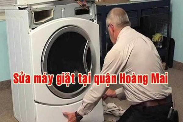 Sửa máy giặt quận Hoàng Mai có mặt sau 30 phút
