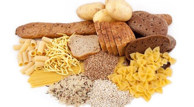 Thực phẩm làm từ lúa mì