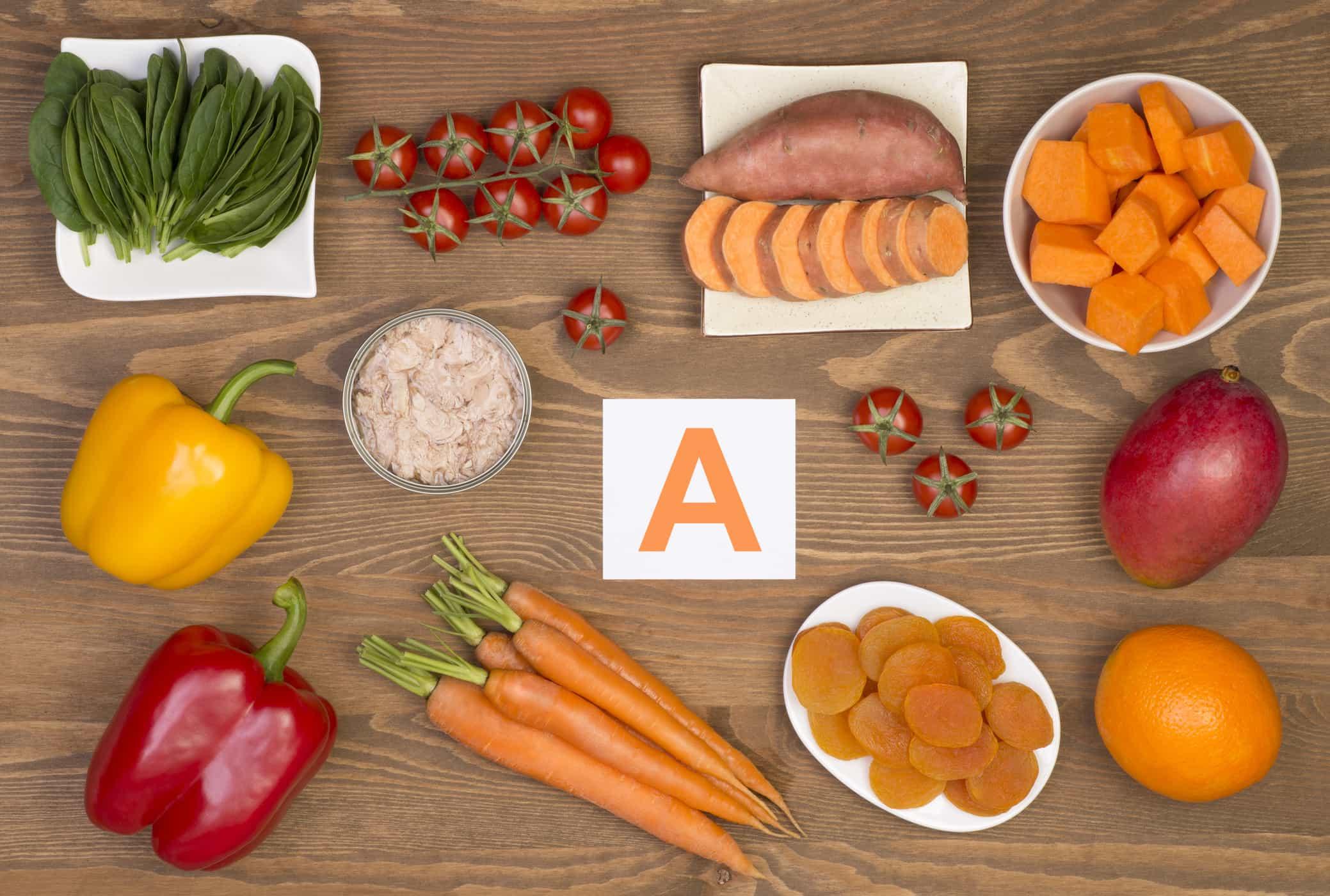 Chế độ ăn uống hợp lý, bổ sung vitamin đầy đủ