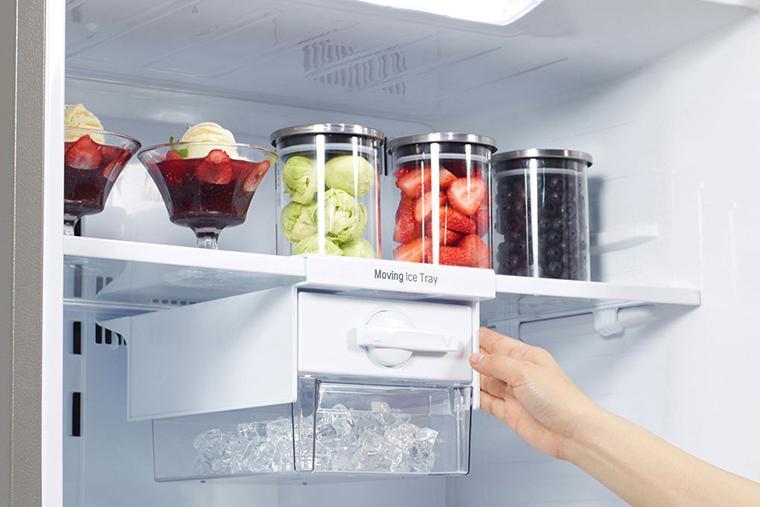 Hướng dẫn cách sửa tủ lạnh khi không làm lạnh được.
