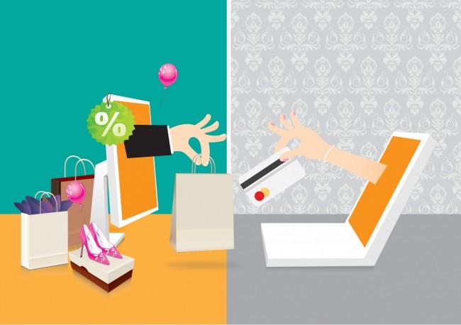 Bán hàng và mua hàng online đang dần trở nên thông dụng, phổ biến