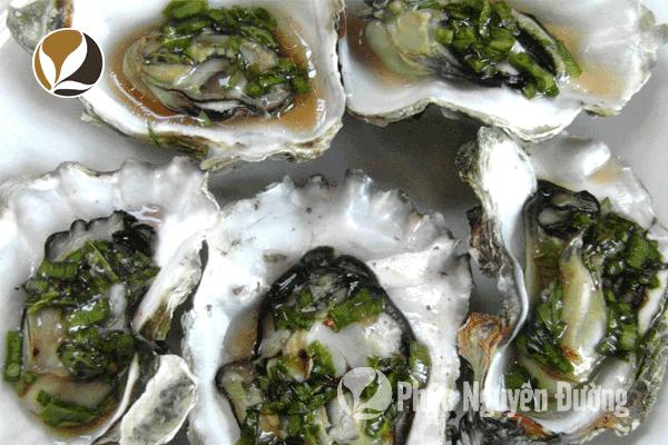 Hàu – hải sản giàu dinh dưỡng