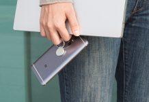 Kẹp thông minh xiaomi cầm chắc điện thoại thoải mái
