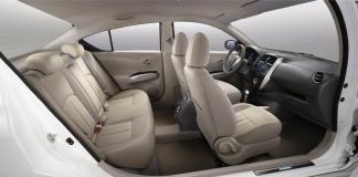 Bộ đồ ghế da Nissan Sunny