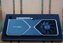 Nvidia GeForce RTX 3080 Founders Edition với thiết kế đầy sáng tạo