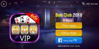 Bon Vip – game bài đổi thưởng online đỉnh cao tại Việt Nam