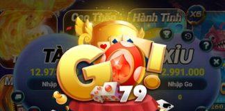 Cách vào link của nhà cái Go79