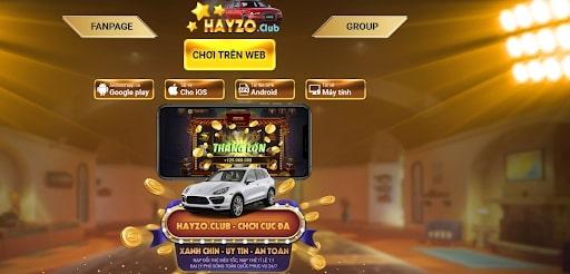 Hayzo Club là cổng game uy tín nhất hiện nay