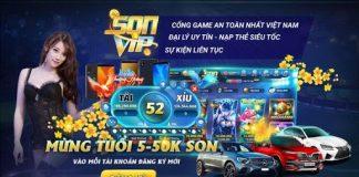 Tìm hiểu về cổng game Sonvip
