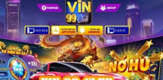 Cổng game Vin99 club